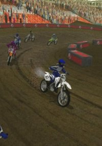 Обложка Yamaha Supercross
