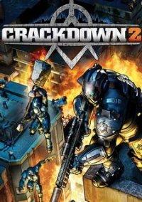 Обложка Crackdown 2