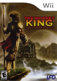Обложка The Monkey King: The Legend Begins