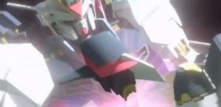 Gundam Breaker. Видео #2