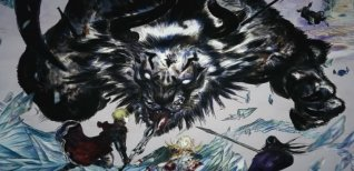 Final Fantasy: Brave Exvius. Геймплейный трейлер