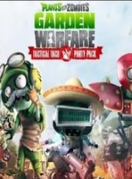 Обложка Plants vs. Zombies: Garden Warfare - Tactical Taco Party Pack