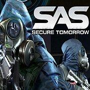 Обложка SAS: Secure Tomorrow