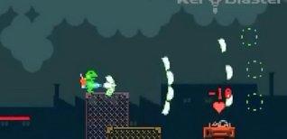 Kero Blaster. Видео #1
