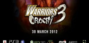 Warriors Orochi 3. Видео #2