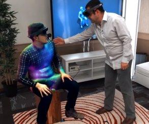 В недрах Microsoft изобрели голографическую телепортацию