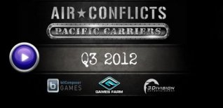 Air Conflicts: Pacific Carriers. Видео #2