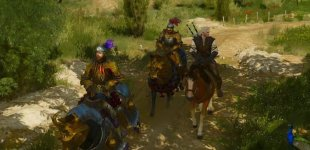 The Witcher 3: Wild Hunt - Blood and Wine. Тизер - трейлер