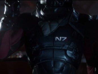 ВMass Effect: Andromeda можно надеть броню N7. Иневсем это нравится