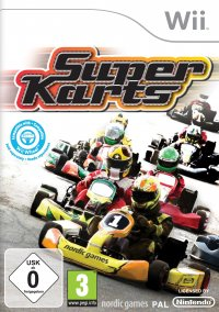 Обложка SuperKarts