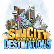 Обложка SimCity Societies: Destinations