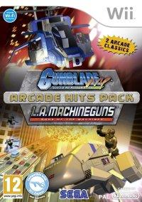 Gunblade NY & LA Machineguns – фото обложки игры