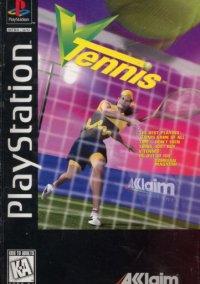 Обложка V-Tennis