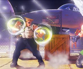 Гайл присоединится к бойцам Street Fighter V уже в этом месяце