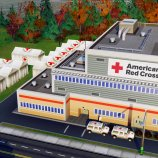 Скриншот SimCity: Red Cross Disaster Relief