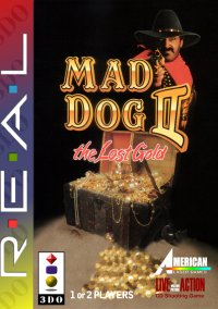 Обложка Mad Dog 2: The Lost Gold