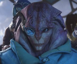Cкем нам предстоит бороздить галактику вMass Effect Andromeda?