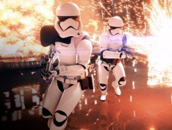 Потрясающе! Соцсети реагируют нагромкий анонс Star Wars: Battlefront2