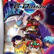 Обложка Battle B-Daman: Fire Spirits!