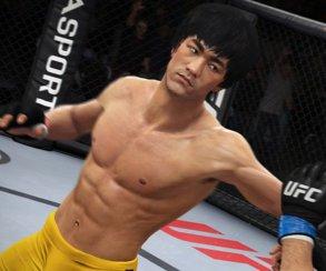 В UFC 2 снова участвует Брюс Ли