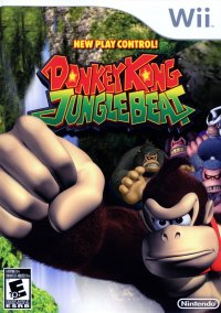 Обложка Donkey Kong Jungle Beat