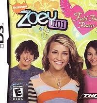 Обложка Zoey 101 Field Trip Fiasco