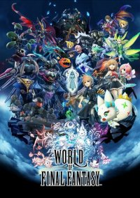 Обложка World of Final Fantasy