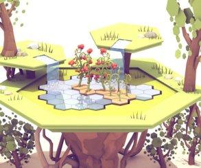 Создатели Race the Sun разрабатывают садоводческий пазл