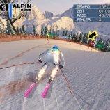 Скриншот Alpine Skiing 2005