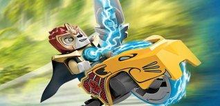 LEGO Legends of Chima: Speedorz. Видео #1