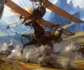 Арты Battlefield 1 можно разглядывать вечно