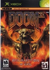 Обложка Doom 3: Resurrection of Evil