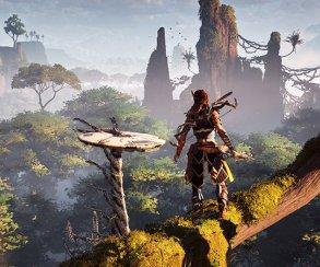 Зрелищные сражения в новом геймплейном видео Horizon: Zero Dawn