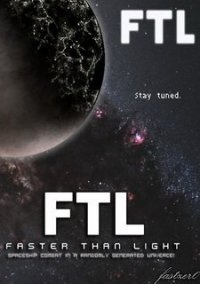 Обложка FTL: Faster Than Light
