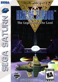 Heir of Zendor – фото обложки игры