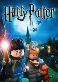 Обложка LEGO Harry Potter