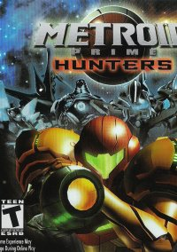 Обложка Metroid Prime: Hunters