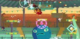 Super Time Force Ultra. Релизный трейлер версии PS Vita