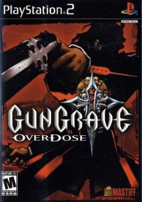 Обложка Gungrave: Overdose