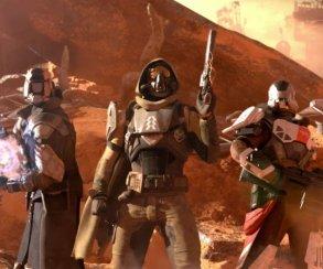 Трио из Destiny балагурит под Led Zeppelin в ролике режиссера «Трона»