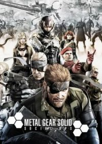 Обложка Metal Gear Solid: Social Ops
