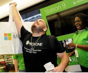 Xbox One обошла PS4 в «черную пятницу»