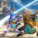 Скриншот Dragon Quest Heroes: Anryuu to Sekaiju no Shiro – Изображение 6