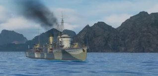 World of Warships. Трейлер обновления 0.5.15