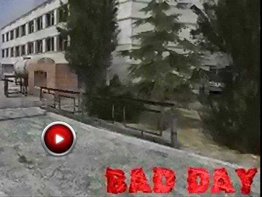 Bad Day Game. Геймплей одного из уровней