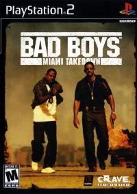 Обложка Bad Boys: Miami Takedown