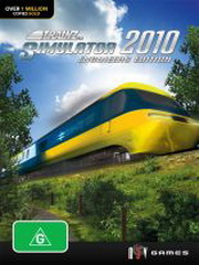 Обложка Trainz Simulator 2010: Engineers Edition