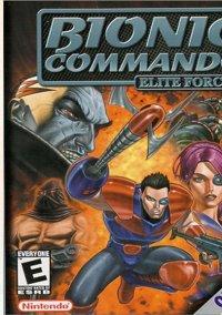 Обложка Bionic Commando: Elite Forces