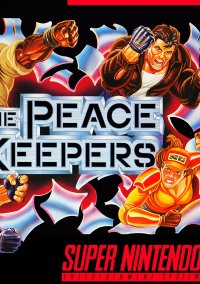 Обложка The Peace Keepers
