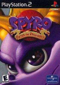Обложка Spyro: Enter the Dragonfly
